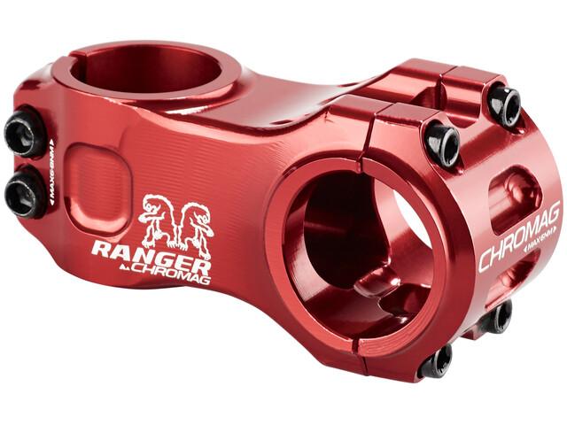 Chromag Ranger V2 Styrestem Ø 31,8 mm rød